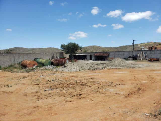 Gasto mais de R$ 70 mil pela prefeitura com aluguel de galpão para guardar máquinas da fábrica de asfalto
