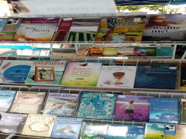 Feira do Livro Espírita teve início em Belo Jardim