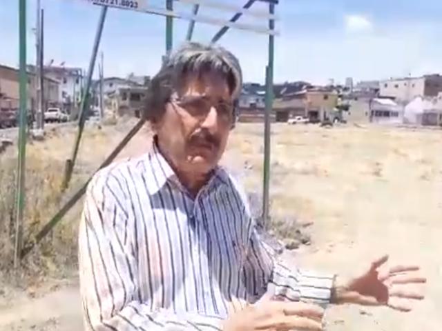 Vereador desmascara prefeitura sobre construção de praça
