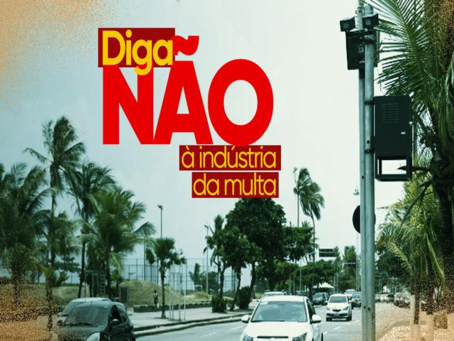 "Mendonça diz que ""Recife se tornou a Capital da Indústria da Multa"""