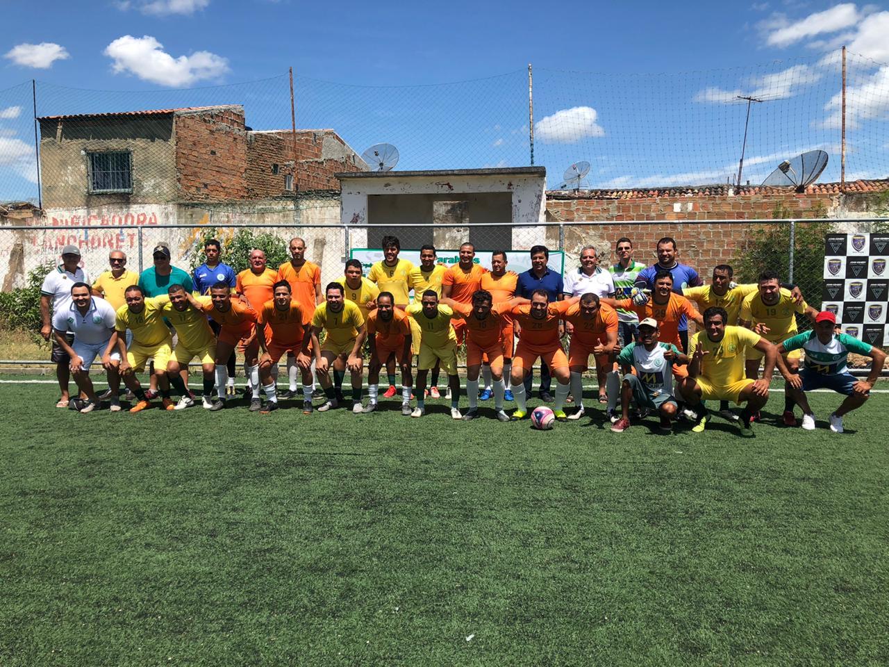 Belo Jardim FC completou 15 anos com jogo festivo