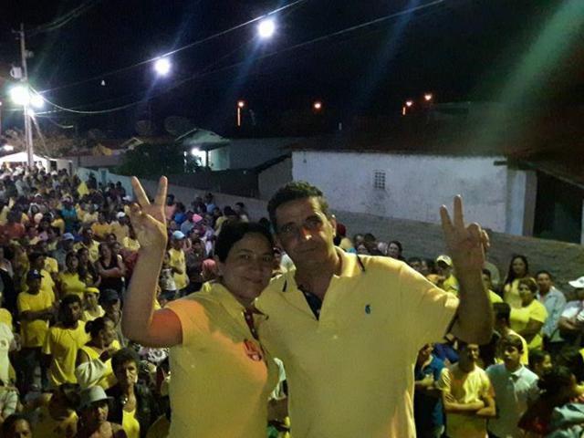 Joelda Pereira, PSDB, desiste de candidatura à prefeitura de Tacaimbó