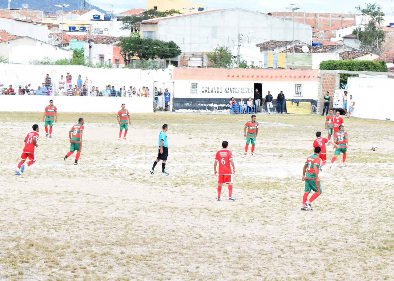 Campeonato Rural de Futebol de Sanharó começa neste domingo