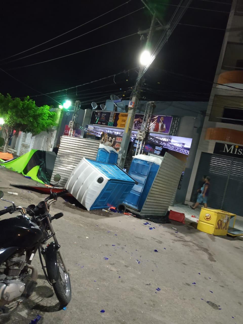 Festa particular termina em tumultuo e vandalismo em Belo Jardim