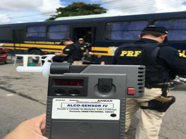 Rodovias tem fiscalização reforçada na Operação Carnaval 2020 em Pernambuco