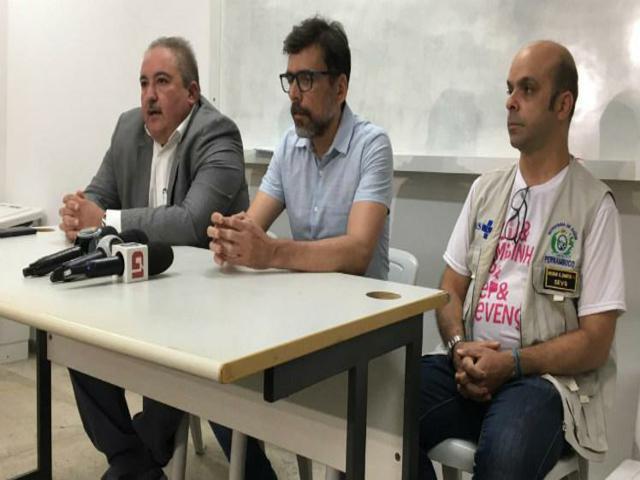 Secretaria de Saúde confirma primeiro caso suspeito de coronavírus em PE