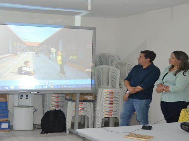 Sanharó vai ganhar escola modelo para 780 alunos