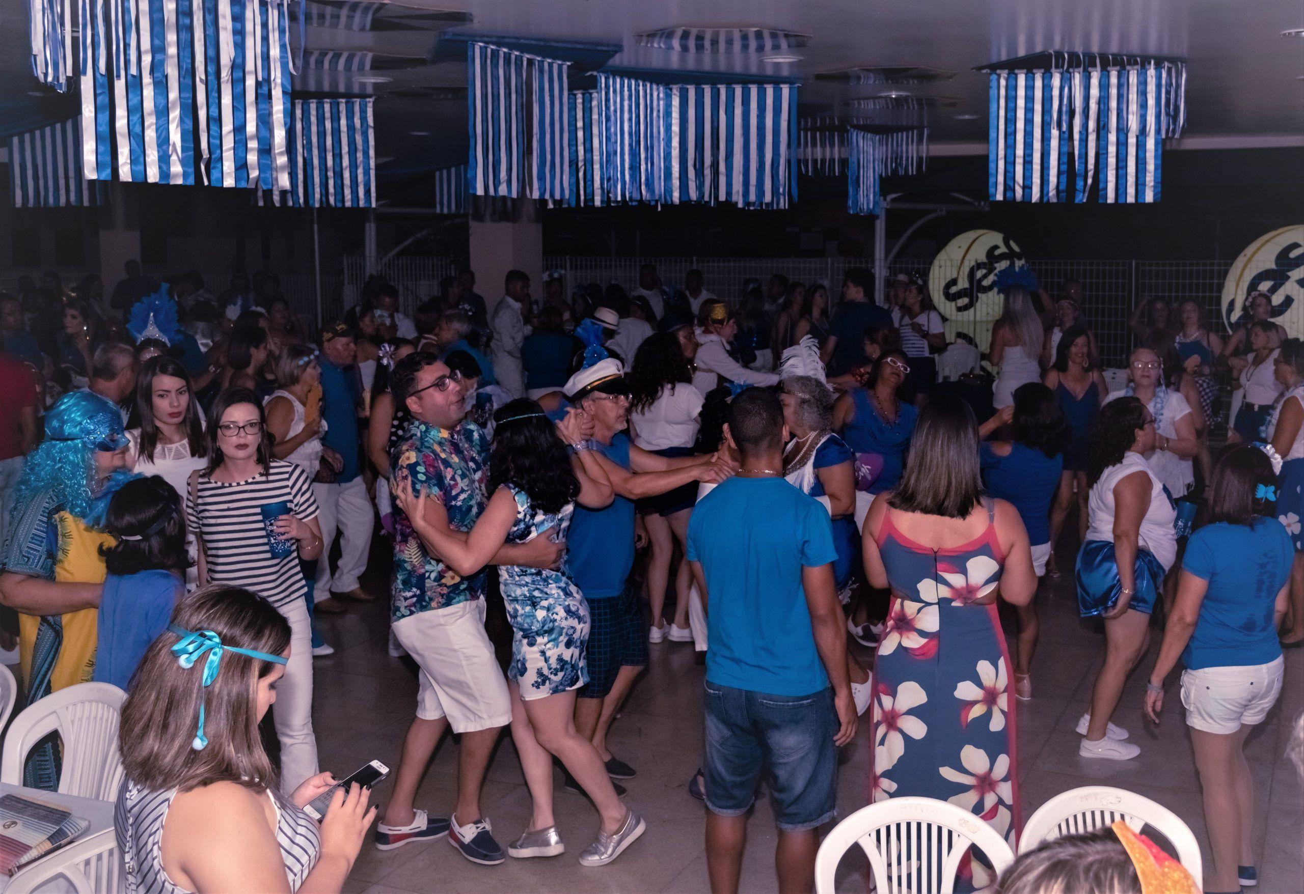 Sesc Arcoverde promove o tradicional Baile Azul e Branco