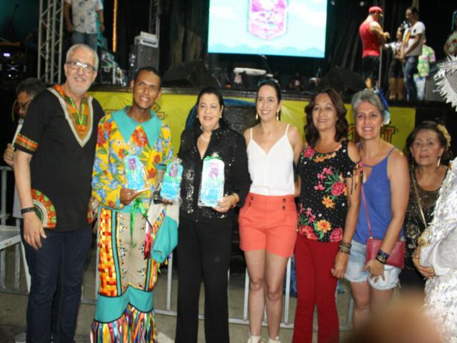 Boi Diamante do Tamboril levanta tricampeonato no Carnaval de Arcoverde
