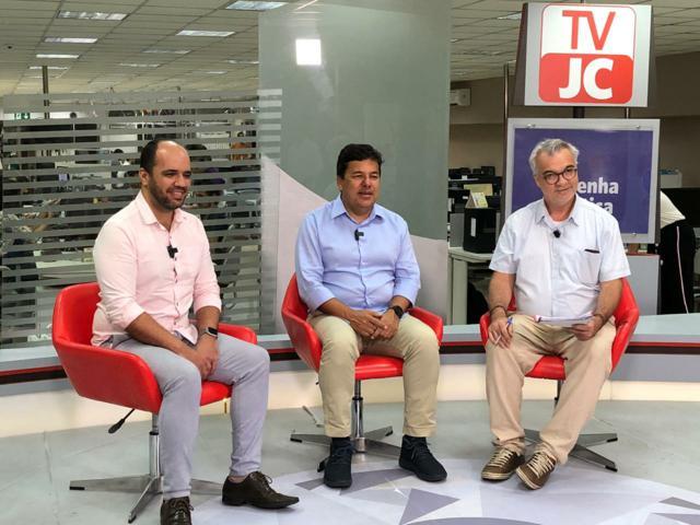 Para Mendonça Filho o governo do PSB instalou uma gestão medíocre no Recife