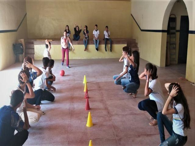 Sesc inicia atividades da Maratona Recreativa em Pesqueira