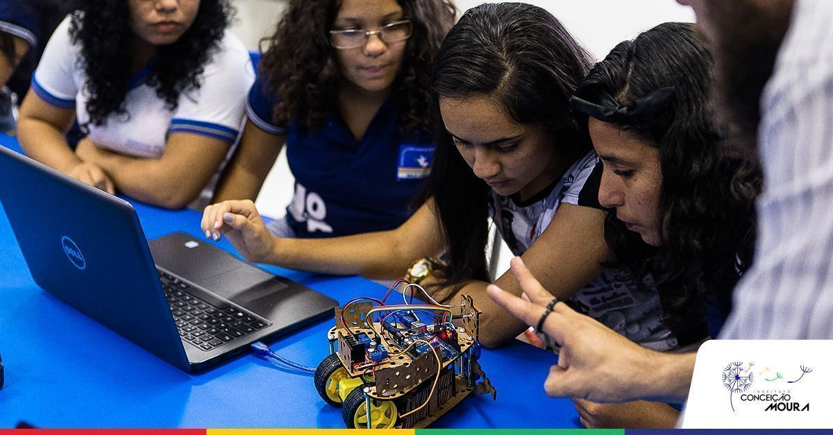 ICM abre inscrições para turma de iniciação a robótica