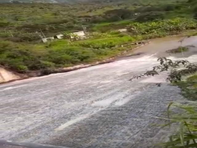 Chuvas garantem cota máxima de nove barragens em Pernambuco
