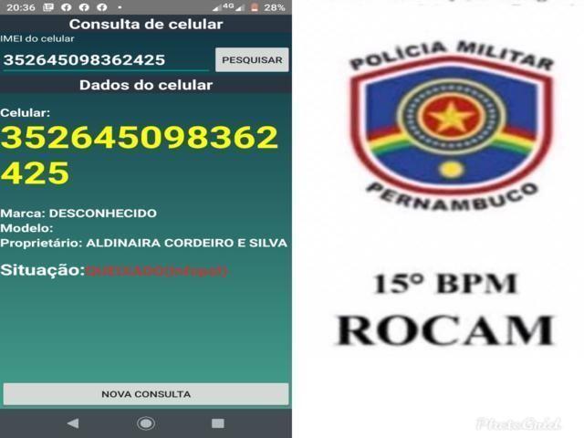 Polícia Militar recupera celular roubado em Belo Jardim