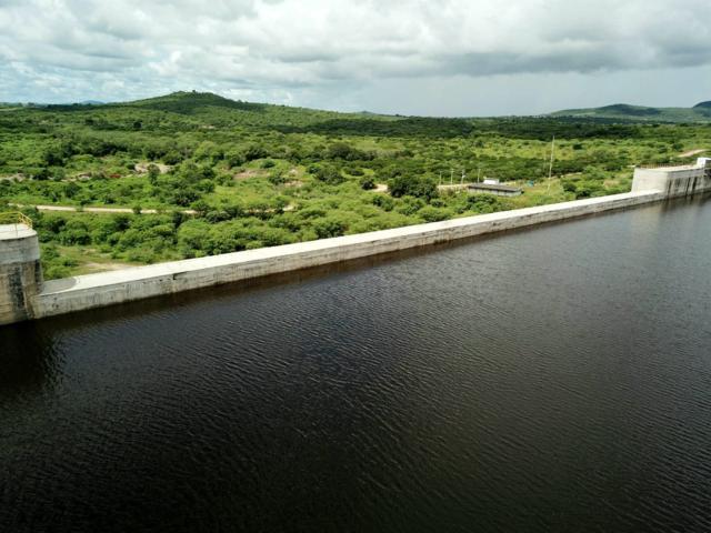 Errata: Barragem do Ipojuca passa dos 80% da capacidade