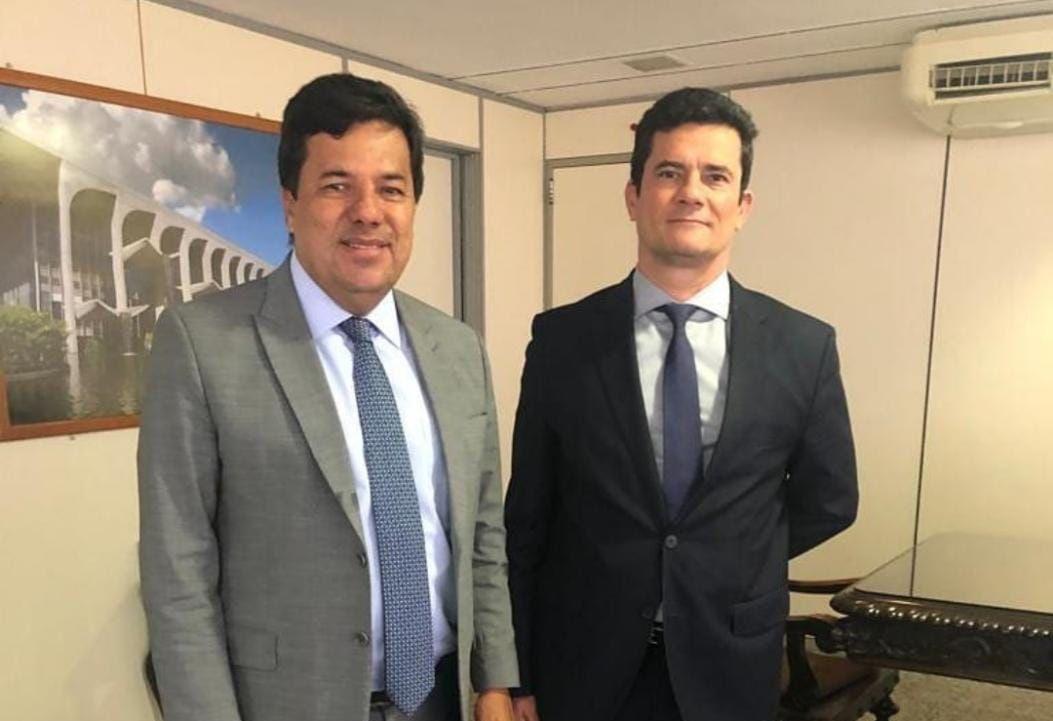 Mendonça Filho se solidariza com Sérgio Moro