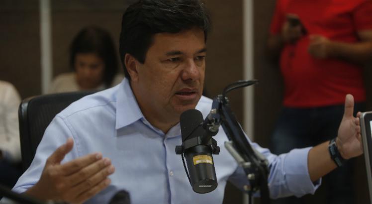 Para Mendonça, Geraldo Júlio deve enfrentar o colapso do sistema de Saúde no Recife com transparência