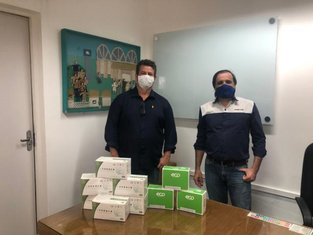 Grupo Moura contribui com reforço à proteção e à testagem da população de Belo Jardim