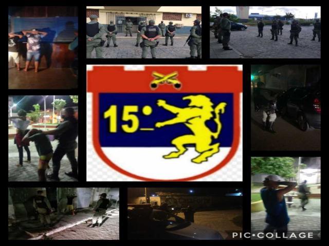 15º BPM realiza Operação Fecha Diretoria em Belo Jardim