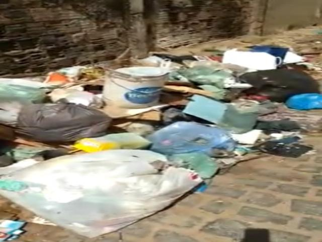 Moradora cobra limpeza urbana frequente pela Prefeitura de BJ