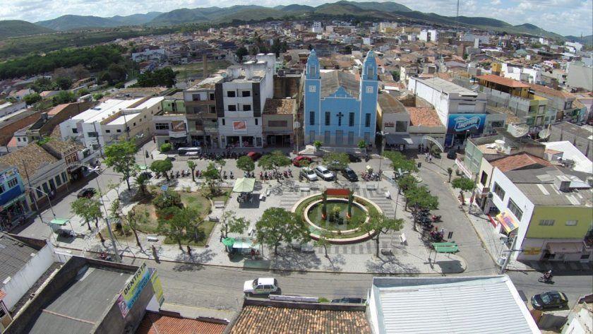 Centro de Belo Jardim: Foto: Reprodução