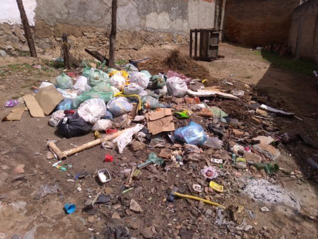 Moradores do Santo Antônio solicitam trabalho da prefeitura