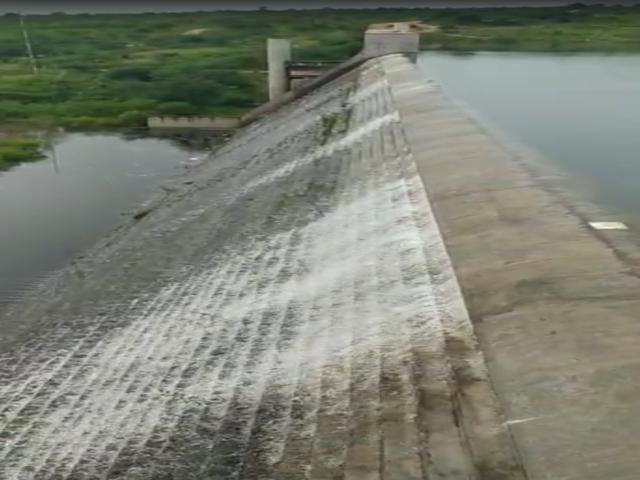 Compesa desmente boato de rompimento da Barragem do Ipojuca