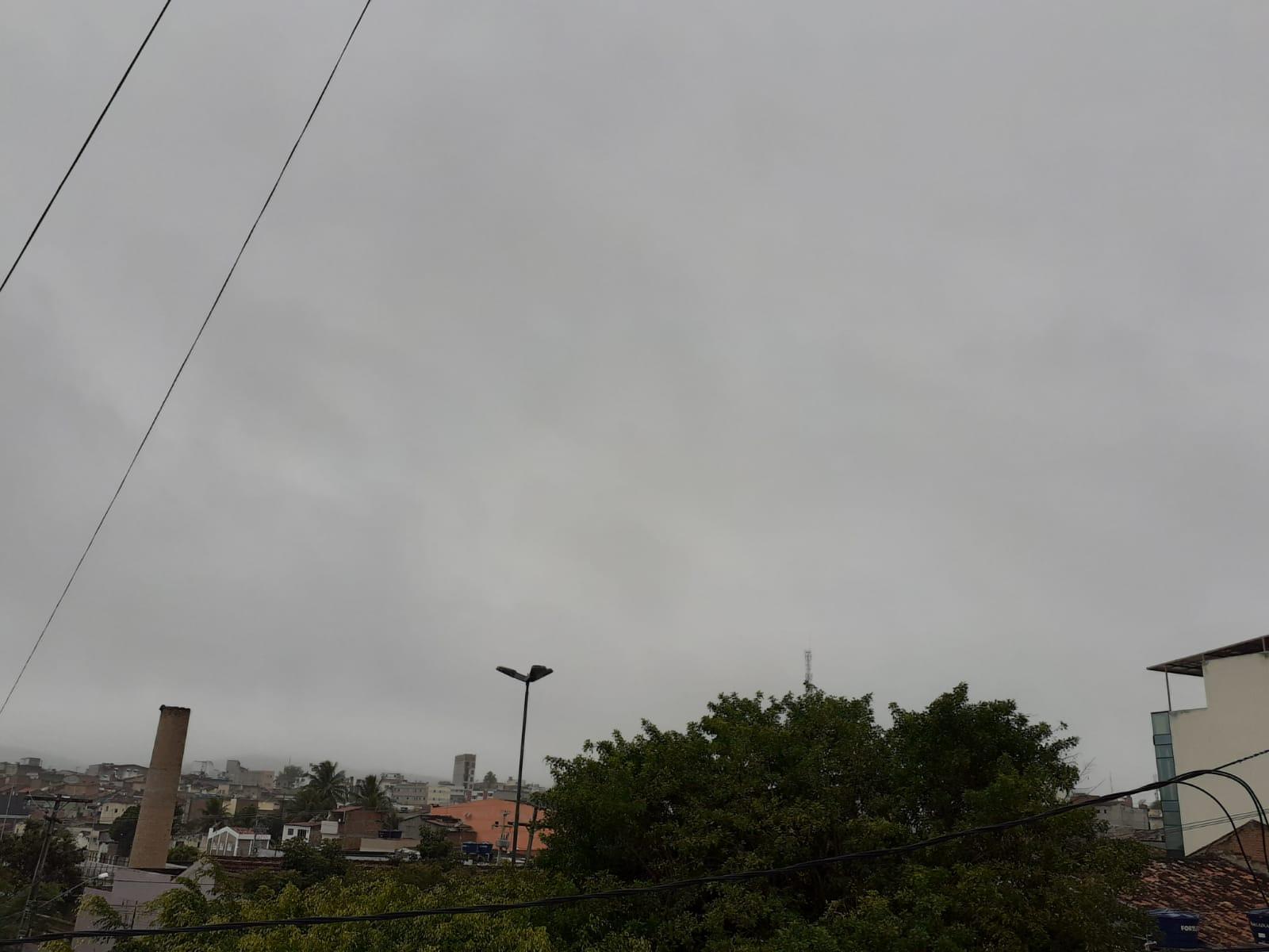 Centro de Belo Jardim, manhã do dia 19 de junho. Foto: Reportagem/BJ1