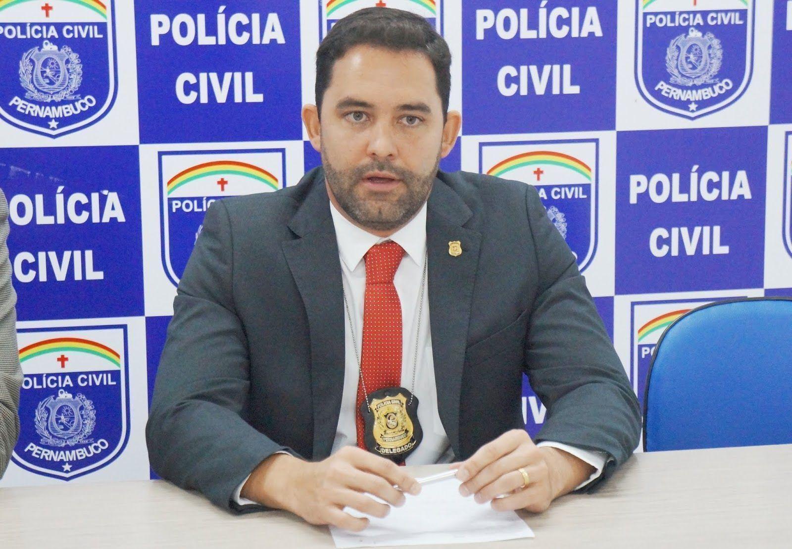 Delegado João Carlos Oliveira - Belo Jardim. Foto: Reprodução/Internet