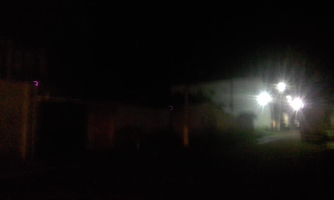 Morador denuncia abandono com Rua Josefa Germano