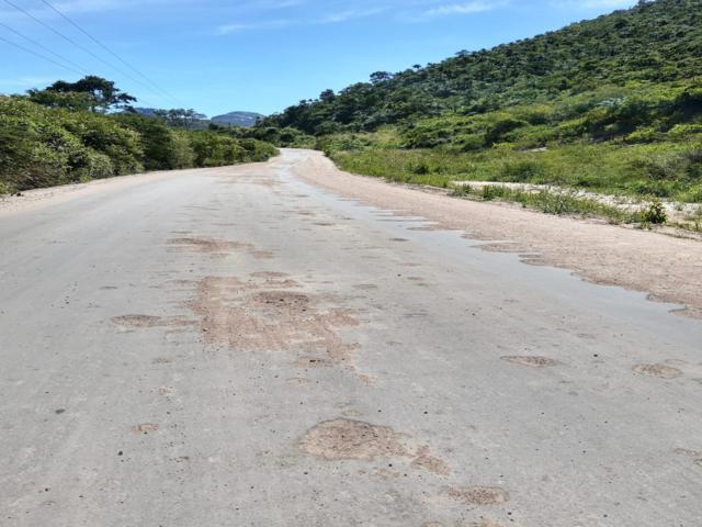 Gilvandro Estrela cobra término de obra da PE-166 e de trecho municipal