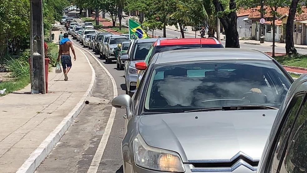Foto: Walter Paparazzo/TV Cabo Branco