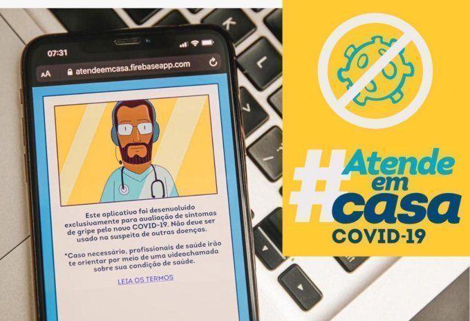 """Belo Jardim passa a contar com o aplicativo """"Atende em Casa"""""""