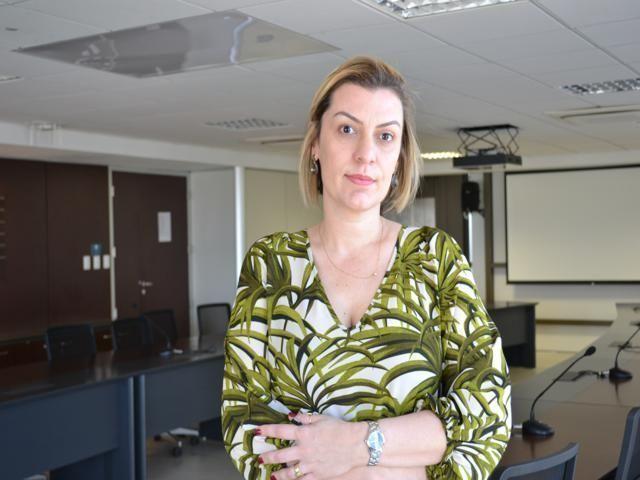 Fernanda Mançano, superintendente do IEL-PE. Foto: Divulgação