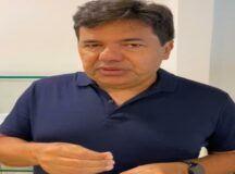 Mendonça chama Geraldo Júlio de Rolando Lero por fazer vídeo e não citar as operações da Polícia Federal