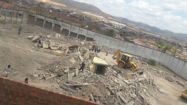 Moradora do Santo Antônio apela por mutirão de revitalização