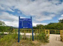 Compesa instala placas de advertência nas Barragens de Belo Jardim