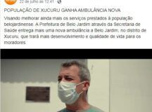 Wilsinho vira alvo de representação por abuso de poder econômico e uso da máquina pública para fins eleitorais