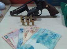 Criminosos armados trocam tiros com a polícia em Belo Jardim