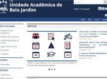 UFRPE lança site para estudantes e comunidade acadêmica em geral