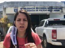 Caso de Polícia: Pré-candidata é ameaçada e sofre Fake News