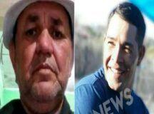 Vítimas de homicídio em Belo Jardim. Foto: Reprodução