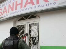 Câmara de Vereadores de Sanharó é alvo de operação; presidente foi afastado do cargo