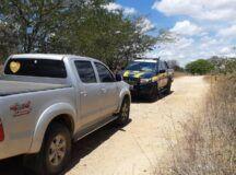 Suspeitos de roubar caminhonete de luxo em Belo Jardim são apreendidos com arma de fogo no Sertão