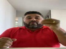 Hélio dos Terrenos admite em vídeo que Wilsinho  gerencia a prefeitura de Belo Jardim