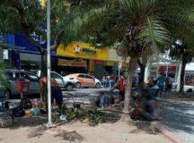 Descaso com moradores de rua deixam cidadãos indignados