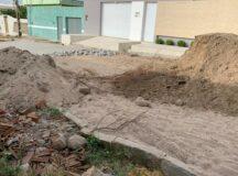 Abandono: Moradores estão revoltados com descaso da prefeitura municipal