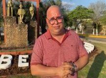 Influencer famoso grava em Belo Jardim e detona candidatura de Isabelle Mendonça