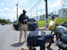 PRF reforça fiscalização durante Operação Finados em Pernambuco