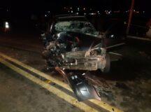 Adolescente de 17 anos morre após colisão frontal na BR-232, em Pesqueira